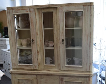 Shabby Chic/Country House Cupboard/Showcase/Cabinet