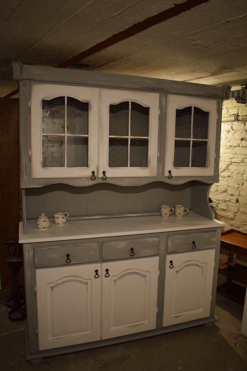 Shabby Chic Country Kitchen Buffet Kitchen Etsy