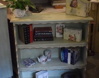 Shabby Chic/Country House Bookshelf/Bookcase