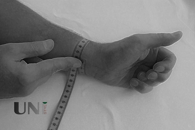 infinity leather bracelet men/'s bracelet gift