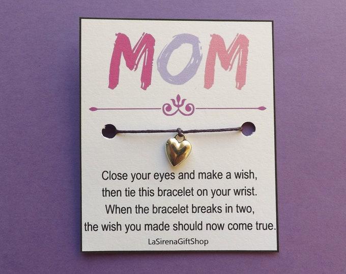 MOM Wish Bracelet