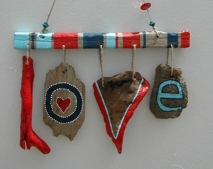 MTO Hanging Letters Name Word Decoration