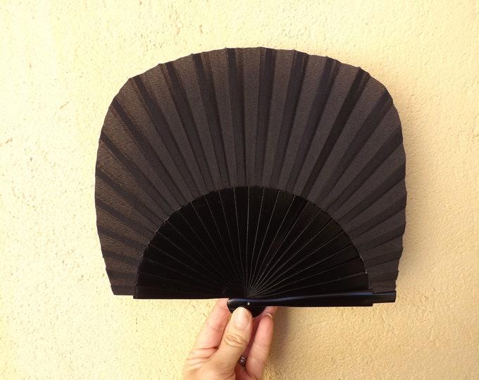 MTO Std Shaped 1920s Style Drop Hand Fan