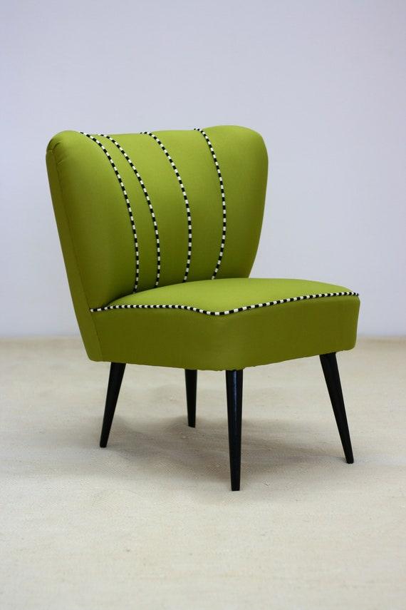 Club Sessel 60er Jahre Grün