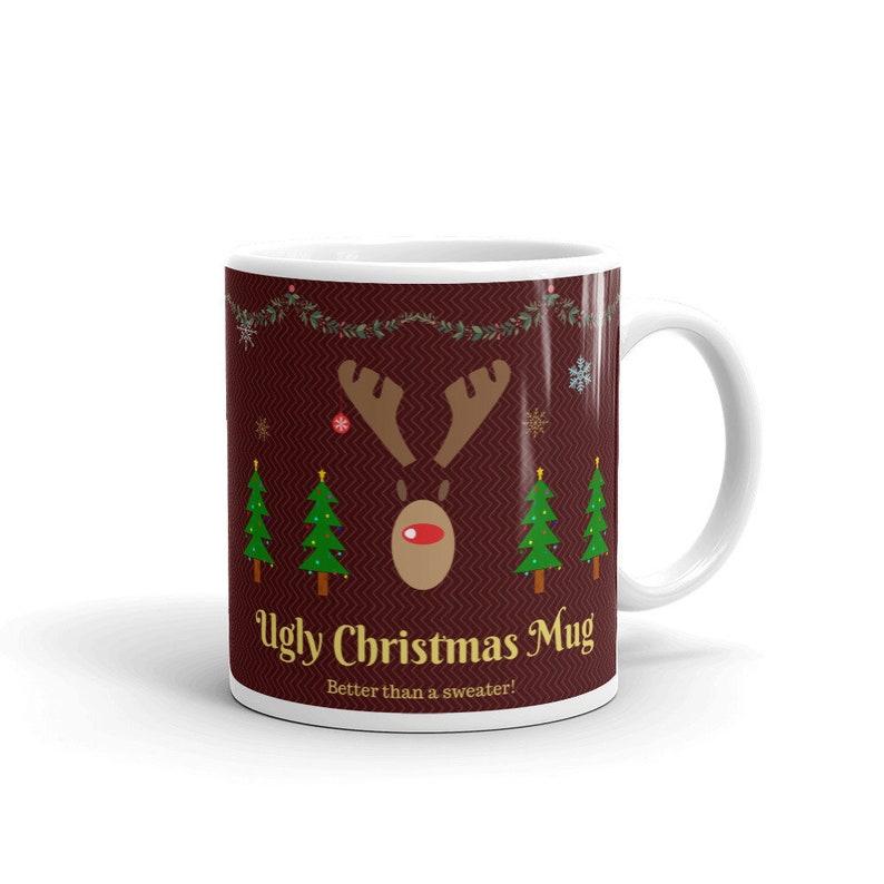 Ugly Christmas Mug image 0