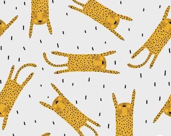 Gerhard - Cheetah Leopard - Biojersey Lillestoff Lillemo