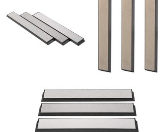 3 Stücke Leder Strop Schärfen Compound Stropping Honing Lederhandwerk Werkzeuge