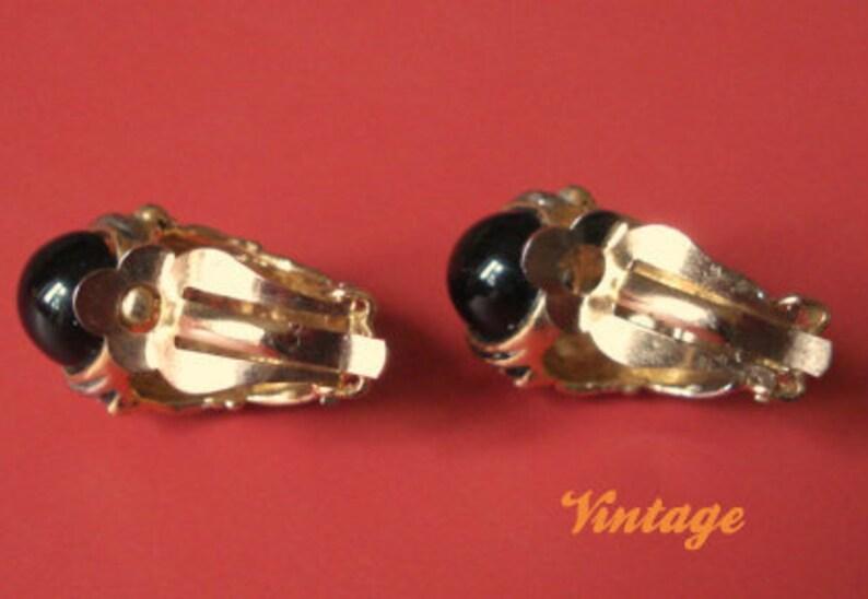 Earrings VTG 70/'s