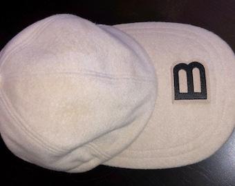 531e1f29fcccd Vintage BALENCIAGA Baseball Cap Off-White Wool One Size   Elastic Fit