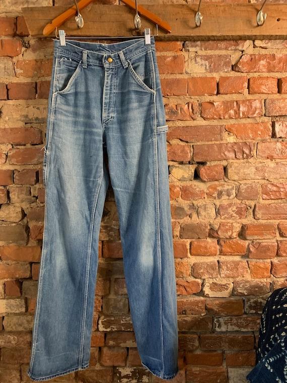 RARE !!!! 1960s Lee carpenter pants