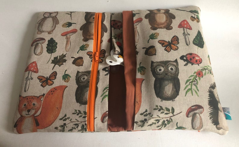 Wrap bag nappy bag