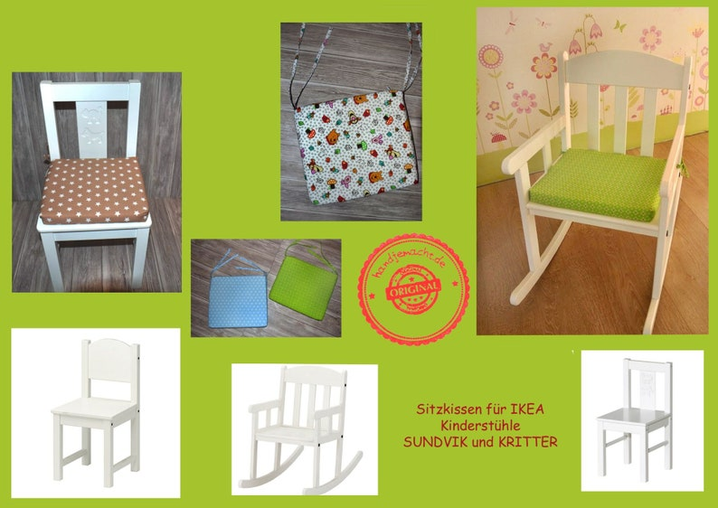 Sundvik Ikea Kritter Für Sitzkissen Und Stühle wOkn0P8