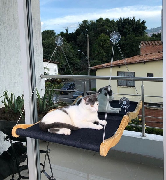 CAT WINDOW HAMMOCK | Etsy