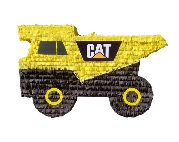 Dump Truck Piñata