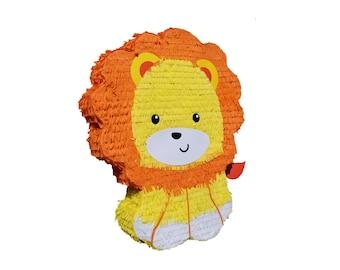 Cute Lion Pinata