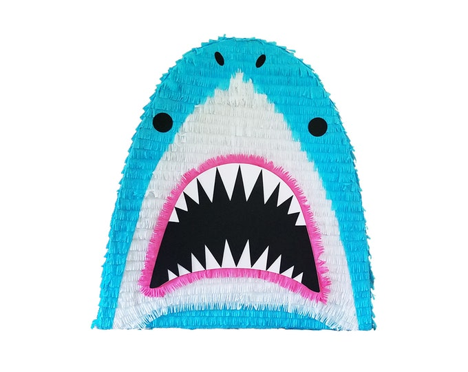 Shark Head Pinata