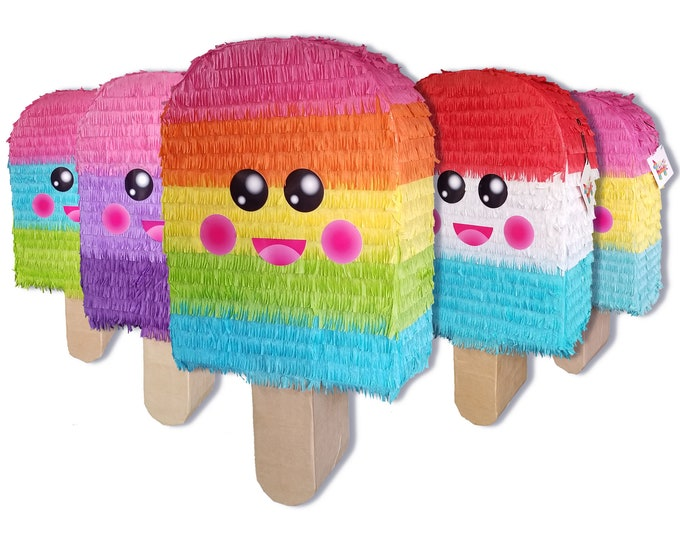 Popsicle Pinata