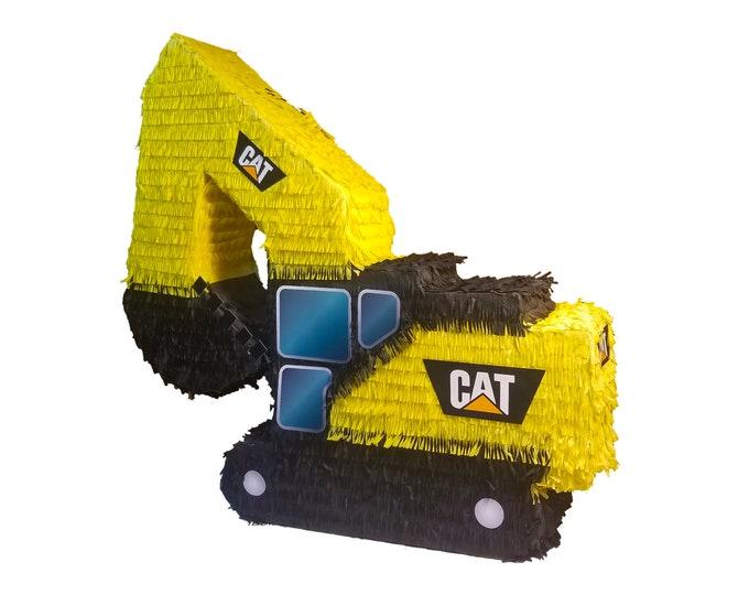 Excavator Piñata
