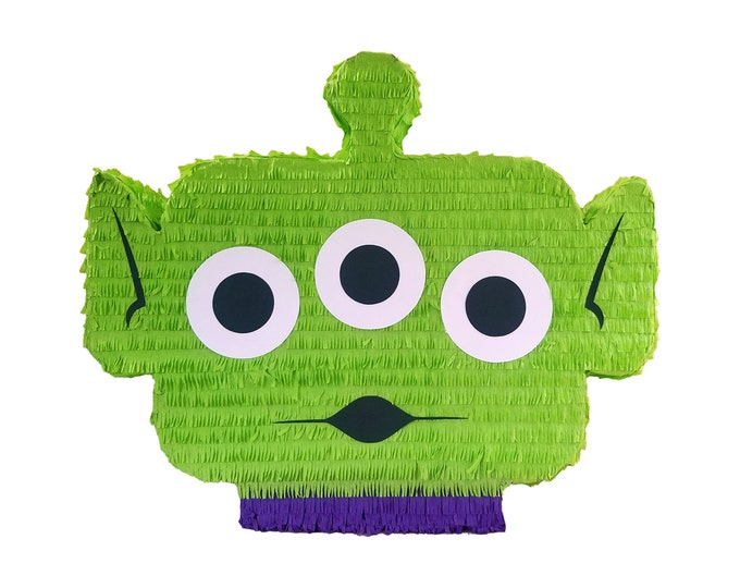 Cute Alien Pinata