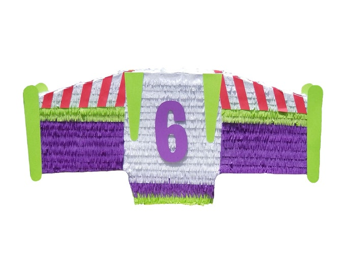 Buzz Lightyear Wings Pinata