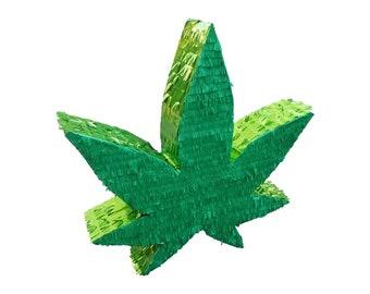 Marijuana Leaf Pinata