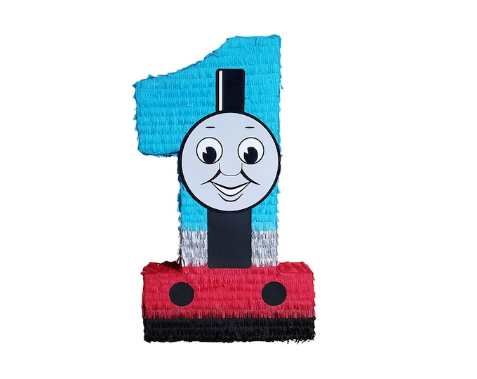 Train Number One Pinata