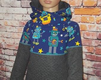 Kinder Kapuzenpullover Bester Bruder 98-164 Mädchen Jungen Hoodie lustiges