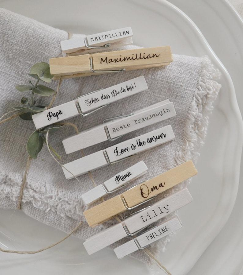 Glupperl Namenskarten