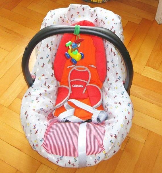 Schnittmuster Babyschalenbezug für Maxi Cosi | Etsy