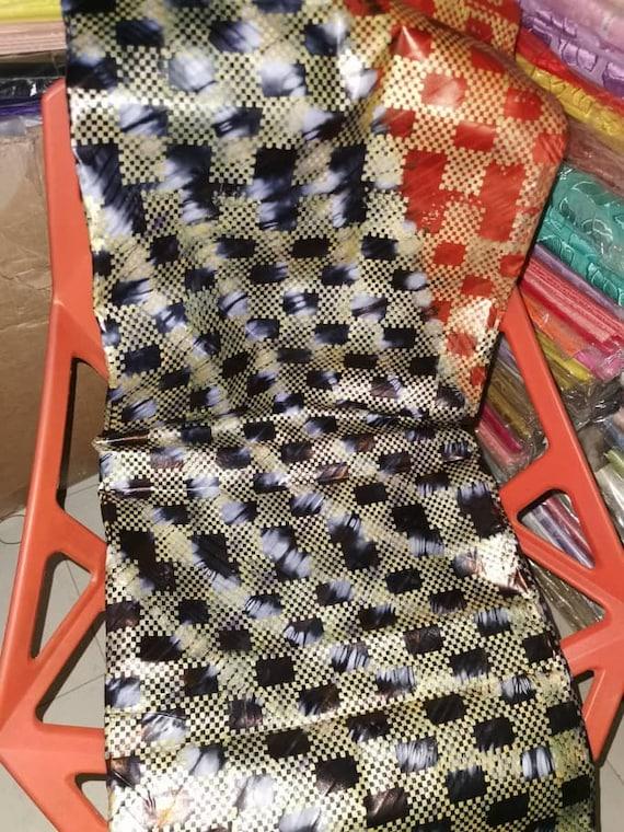 African batik,Malian Fashion Bazin African Bazin FabricAfrican Women FabricAfrican women Clothing,bouboou 4 meters High quality Bazin