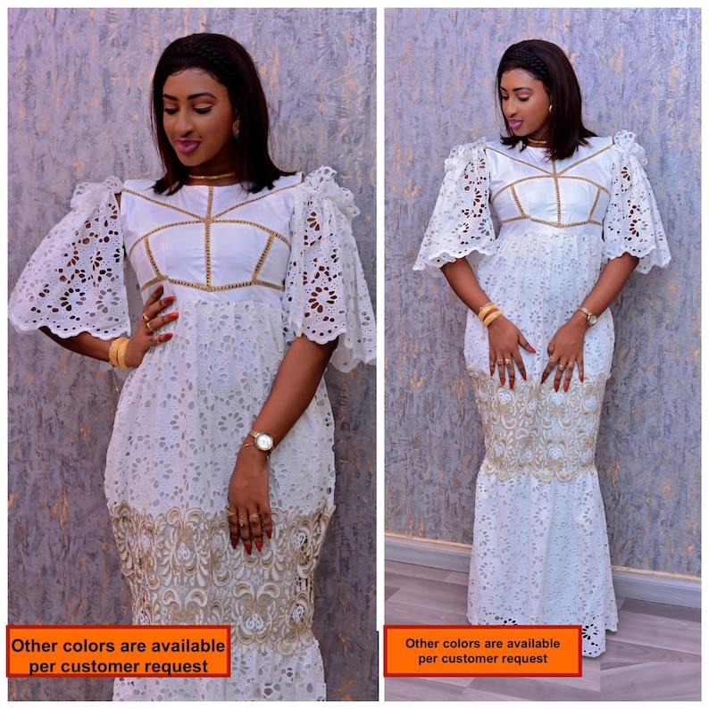 ed5bc5e22c5 Africain africaine robe africaine vêtements mode femme