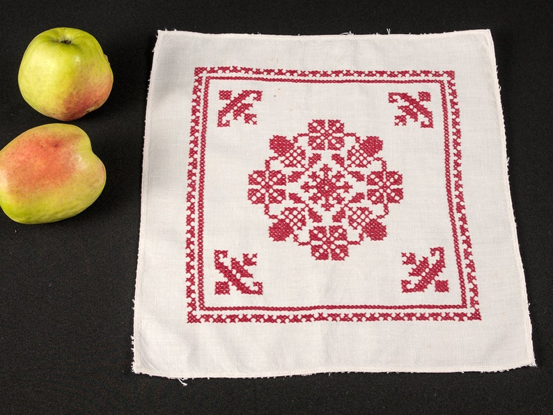 Embroidery painting sewing material vintage embroidery on image 0