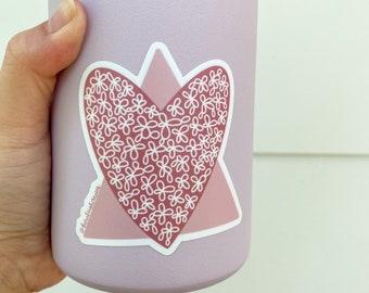 Adoption Triad Sticker-Adoption-Adoptee Gift-Adoption Gift-Adoptive Parent Gift-Birth Mom Gift-Adoption Sticker