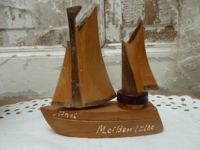 50/'s Souvenir Ship Corkscrew Meissen