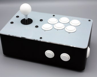 Venture Retrocade II - home arcade console with genuine Sanwa controls (Minimalist theme)