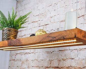 Designer lampen aus massivholz mit hochmodernen by denidrolights