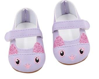 1pair 3cm Roller Skate Fancy Doll Shoes Toys for Girls Christmas Decorative MECA