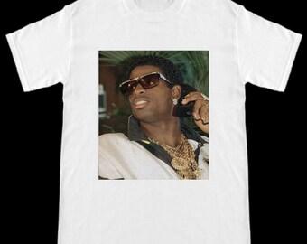 Neon Deion Sanders Prime Time Draft Day T-Shirt 3eff729f5