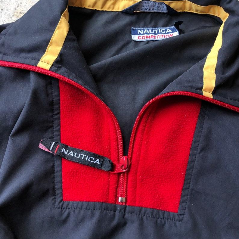 Vintage Nautica Competition Windbreaker Jacket