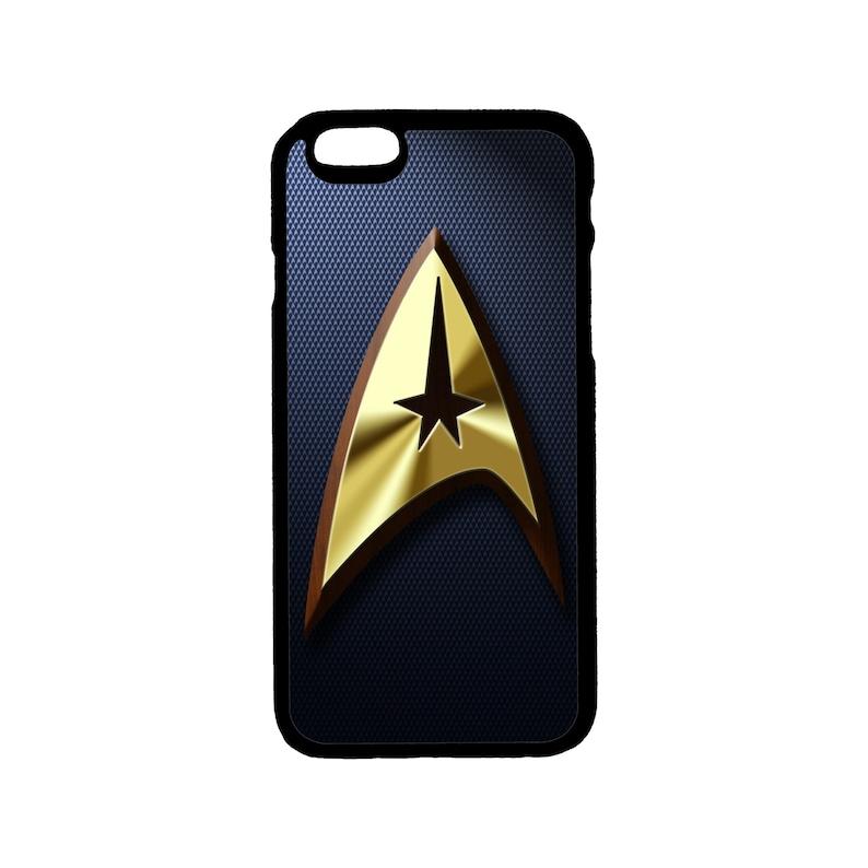 Star Trek Communicator iPhone Case for Models 6/6S 6P/6SP 7/8 7P/8P X XR XS  Max