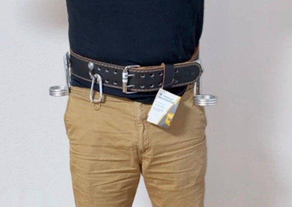 Large Heavy duty Scaffold tool belt A1A Size From 30 to 34