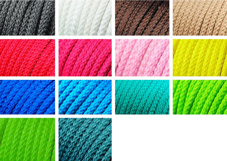 1 pair of string laces shoelace shoelace cord band around 4 mm 14colours hoodie velvet skon valley for the shoes sneakers black brown blue