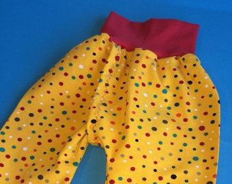 Splitpants Jersey Colorful Dots