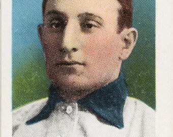 Highest Quality Honus Wagner M116 Reprint Baseball Card