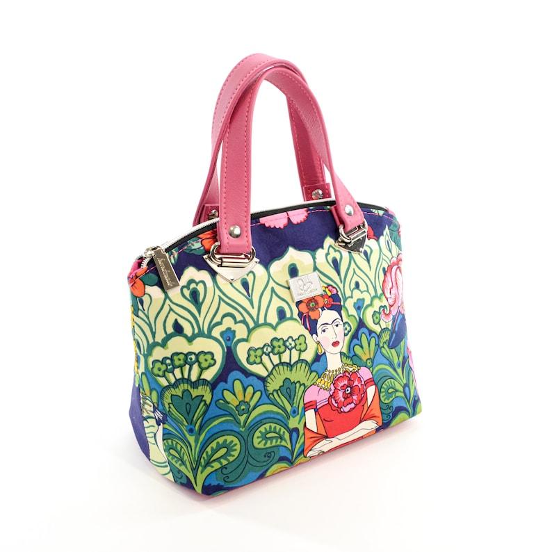 Mexican handmade Frida la Catrina handbag