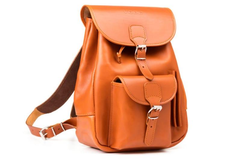 d64fec9101f6f Modny plecak skórzany VOOC Vintage P1
