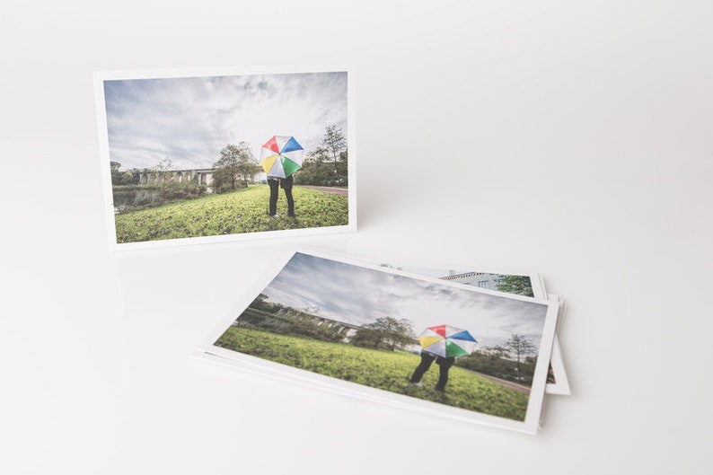 Postcard Viaduct am Obersee image 0