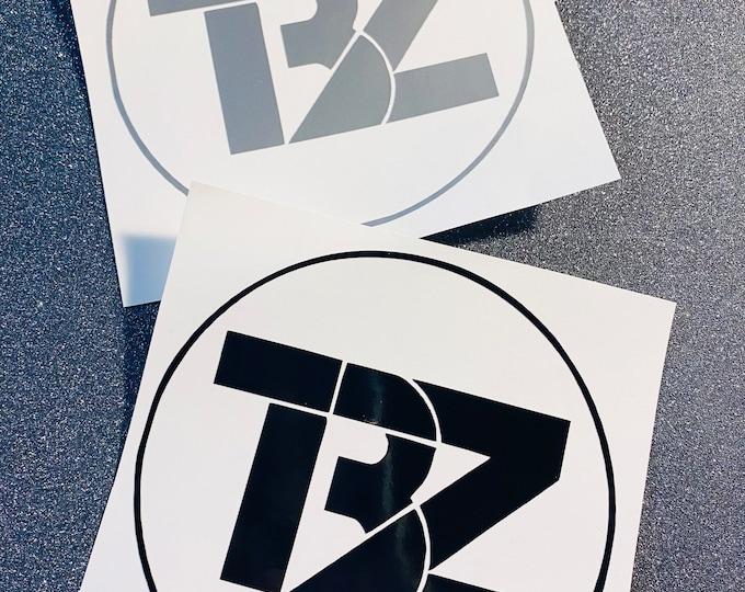 The Boyz TBZ Logo Decal