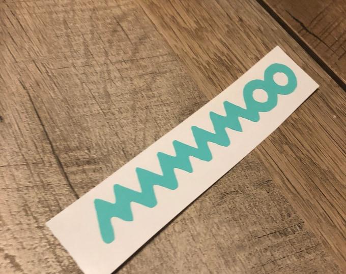 Mamamoo Logo Decal