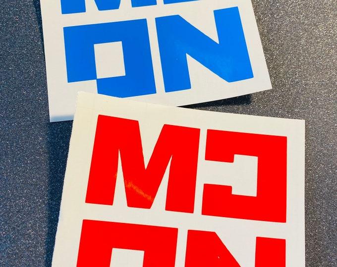 MCND Logo Decal